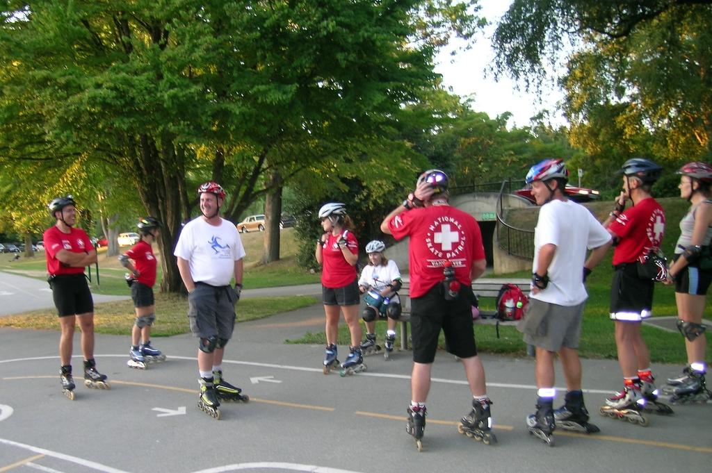 Ceperley dance oval, Stanley Park