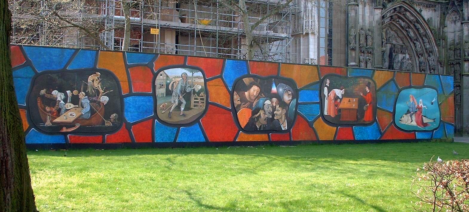 Bosch wall