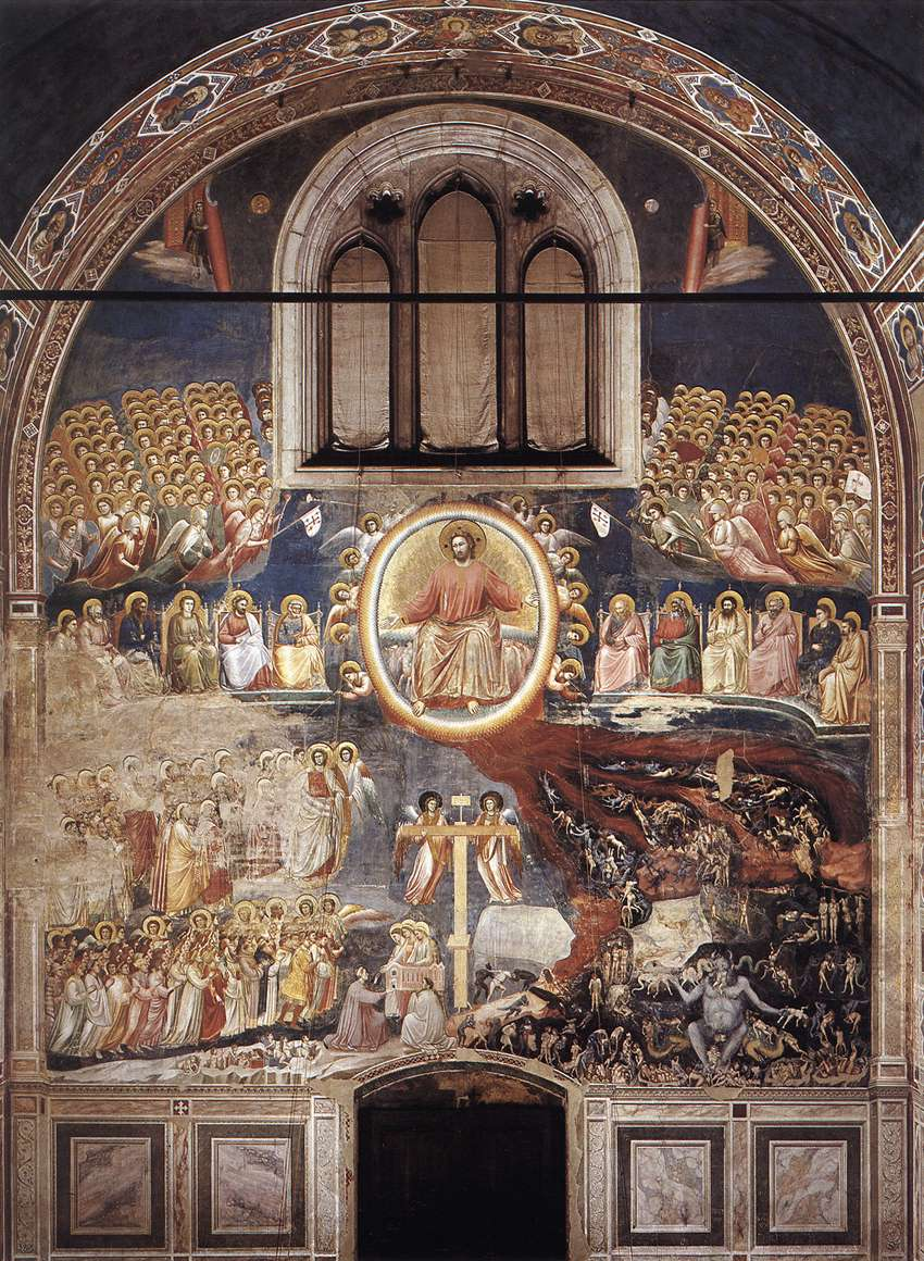 Giotto, Last Judgment