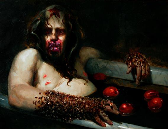 Michael Hussar art