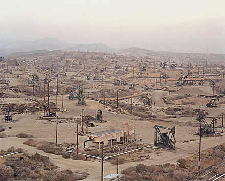 Burtynski, Oil Fields 13