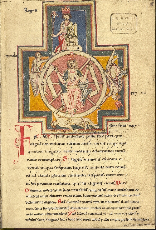Carmina Burana codex