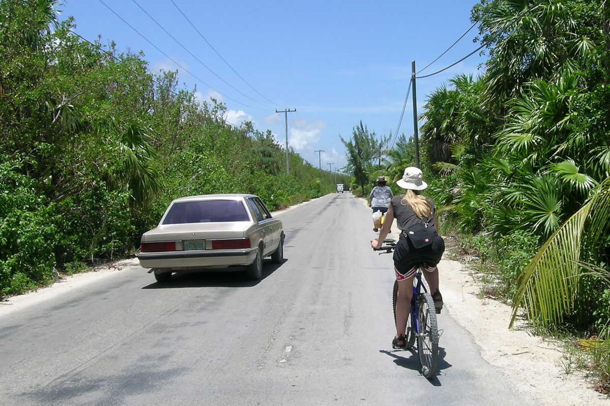 Riding to the Maya Echo