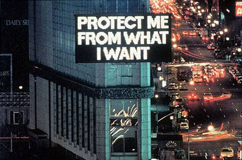 Holzer, Protect Me 1980s