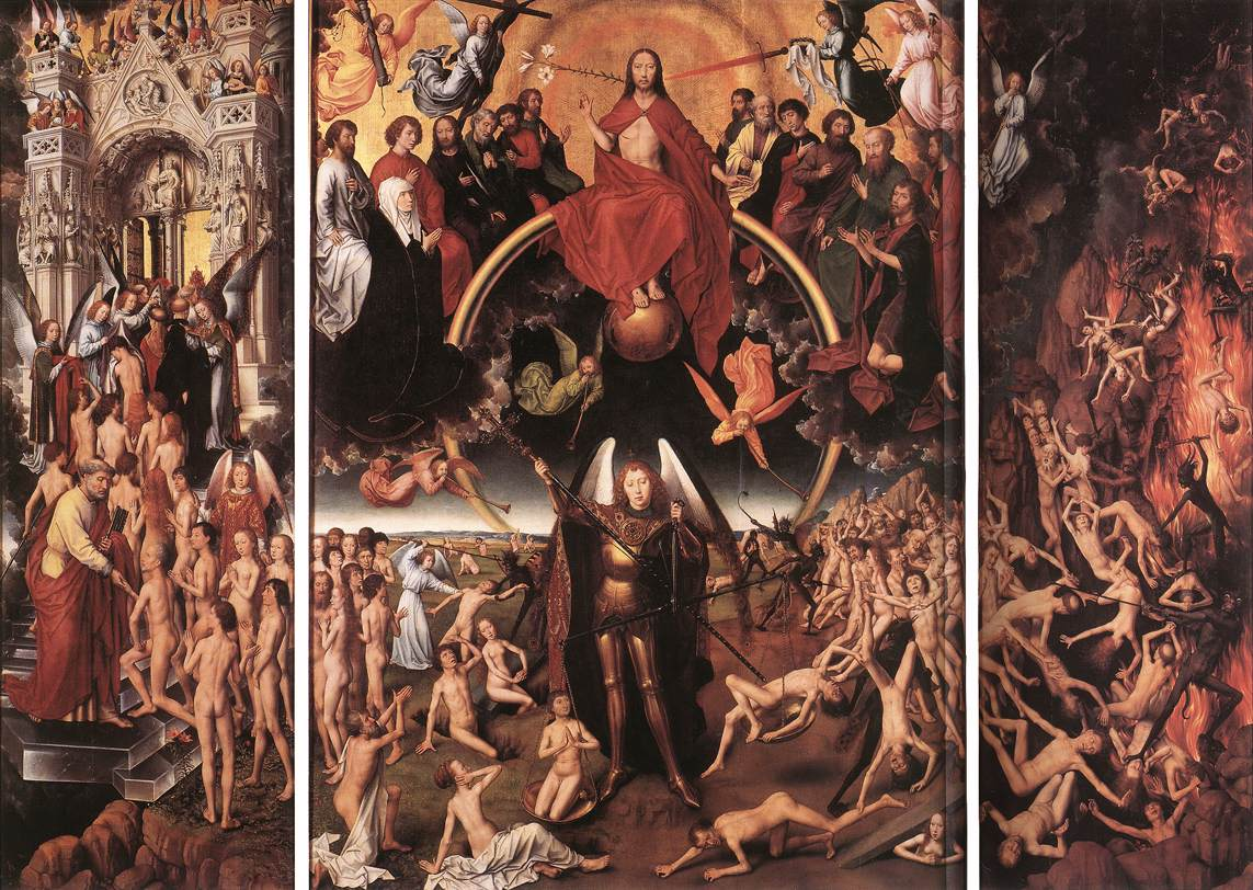 Memling, Last Judgment
