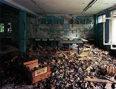 Polidori, Cafeteria Chernobyl