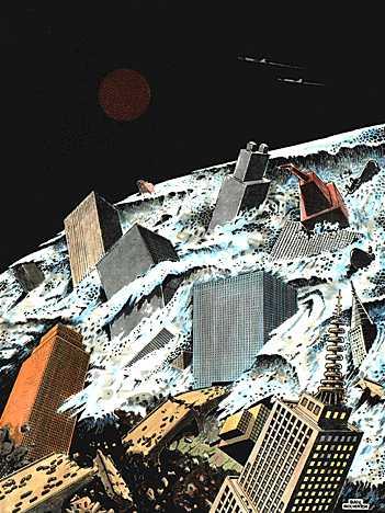 Wolverton Giant Tsunami