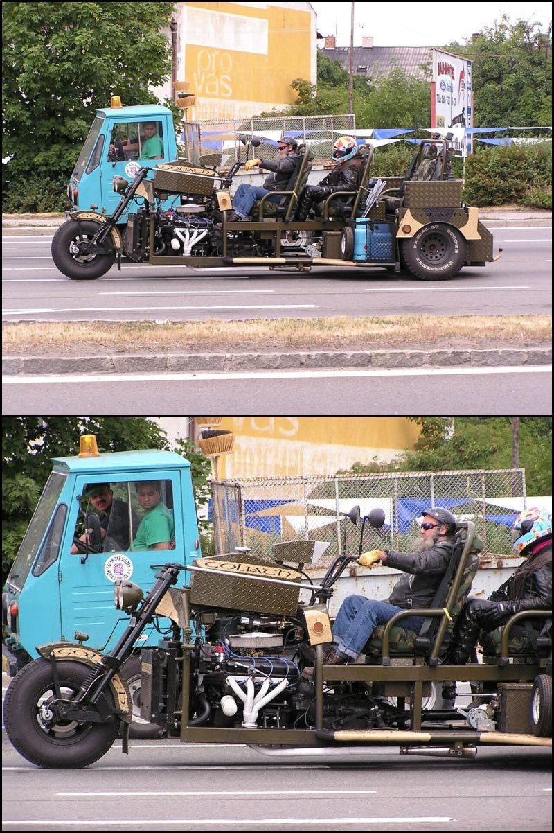 Goliath bike