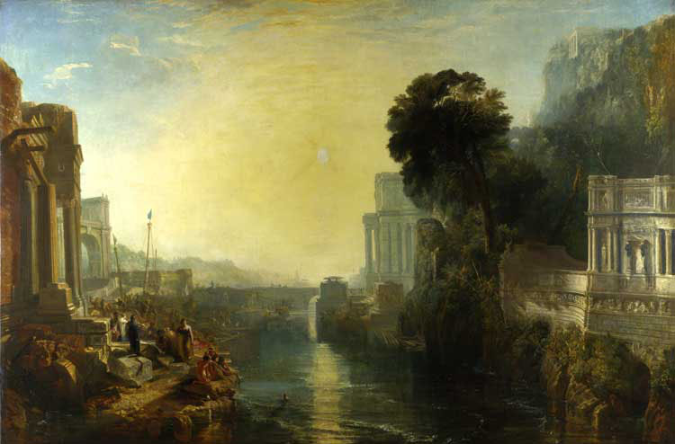 Turner, Rise of the Carthaginian Empire 1817