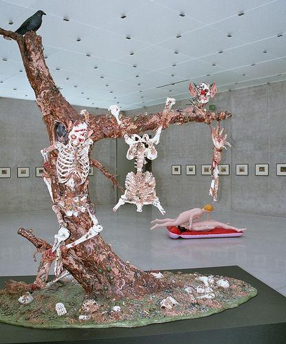 Chapman brothers installation