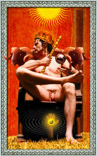 Emperor Tarot 2