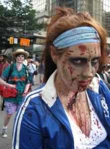 Vancouver Zombie